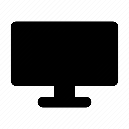 Computer, desktop, monitor, pc icon - Download on Iconfinder