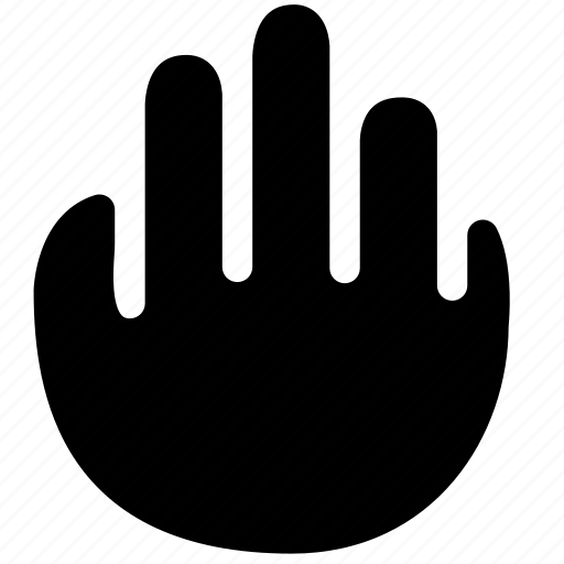 hand, hold, touch icon