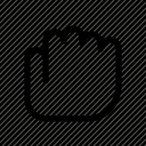 click, cursor, drag, hand, mouse icon