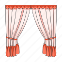 blind, curtain, decoration, design, interior, style icon