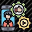 advertising, management, marketing, media, social