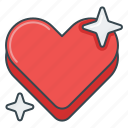 favorite, favourite, heart, like, love icon
