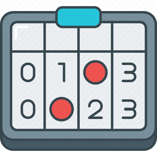 answer, number, numbers, objective, questionnaire, score, survey icon