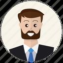 client, customer, men, people, person, suit, businessman