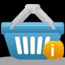 basket, info, shopping