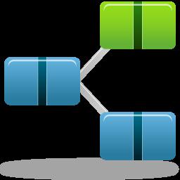 Diagram Tree Structure Icon