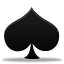 game, spades icon