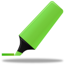 highlightmarker, green