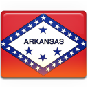 arkansas, flag