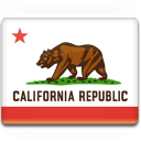 california, flag icon