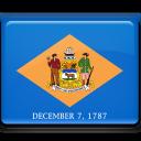 delaware, flag