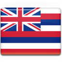 flag, hawaii icon