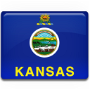 flag, kansas icon