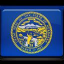 nebraska, flag