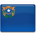 flag, nevada icon