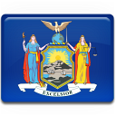 flag, new, york icon