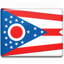 flag, ohio icon