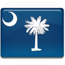 south, carolina, flag