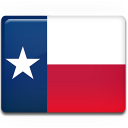 flag, texas icon