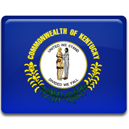 flag, kentucky icon