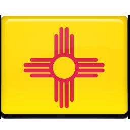 flag, mexico, new icon