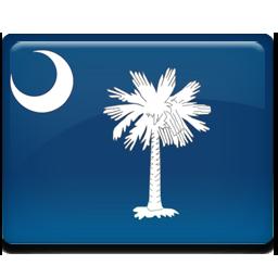 South, carolina, flag icon - Free download on Iconfinder