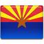 arizona, flag icon