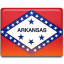 arkansas, flag icon