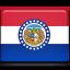 flag, missouri icon