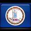 flag, virginia icon