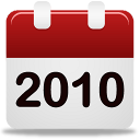 2012, all, calendar, selection icon