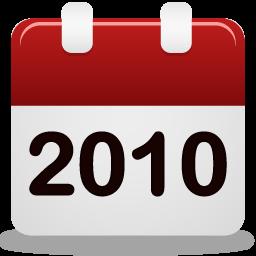 2012, all, calendar, selection icon
