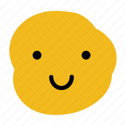 doodle, emoticon, expression, happiness, smile icon