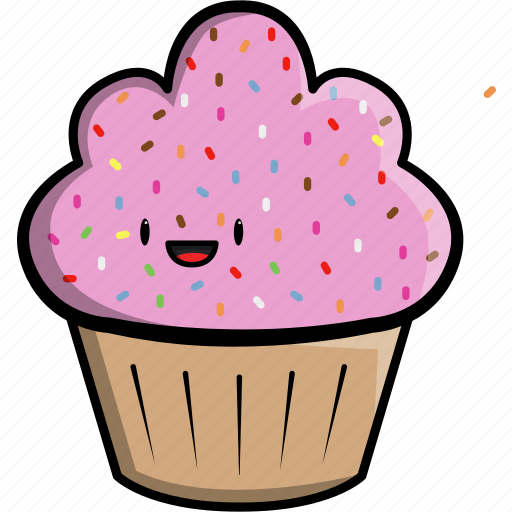 Bakery, cake, cooking, cup, cup cake, muffin, sweet icon - Download on Iconfinder