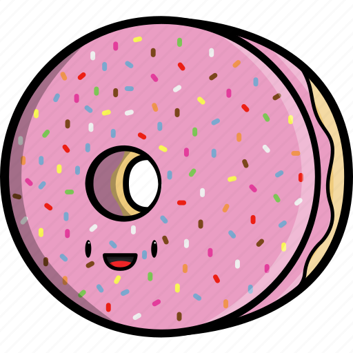 Bakery, bread, cooking, cream, donut, food, sweet icon - Download on Iconfinder