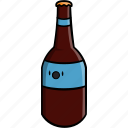 beer, beverage, cute, drink, drinking, food, juice icon