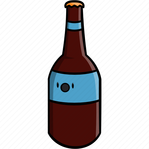 beer, beverage, cute, drink, drinking, food, juice icon