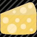 cheese, dairy, breakfast, food