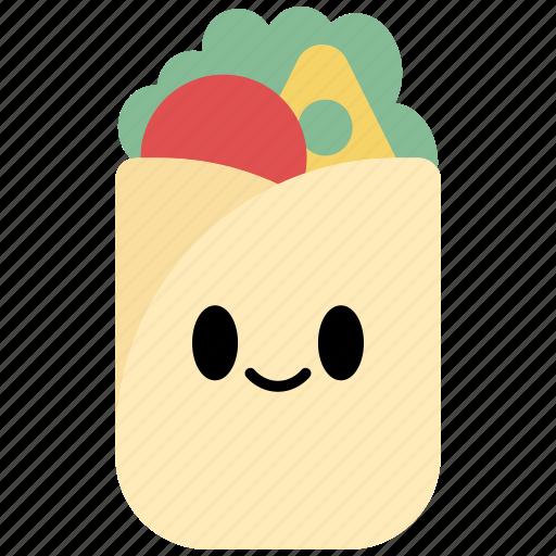 Kebab, food, meal, restaurant icon - Download on Iconfinder