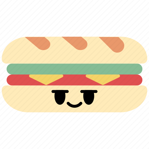 Sandwich, toast, bread, breakfast, fast food icon - Download on Iconfinder