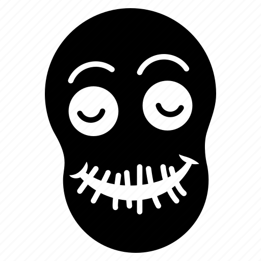 Dead, fun, ghost, halloween, monster, skull, spooky icon - Download on Iconfinder