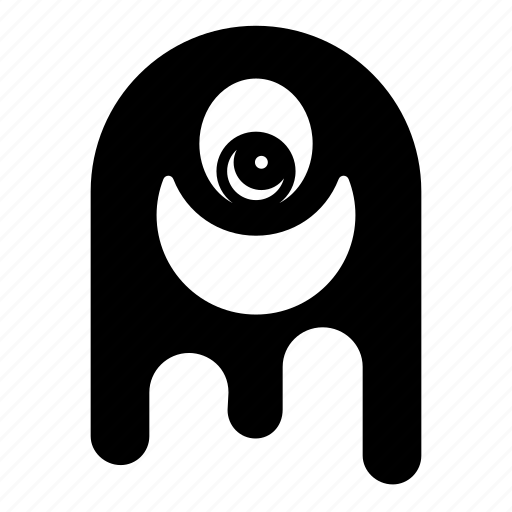Emoticon, ghost, halloween, monster, smiling, spooky icon - Download on Iconfinder