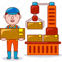 factory, worker, job, professional, people, work, male