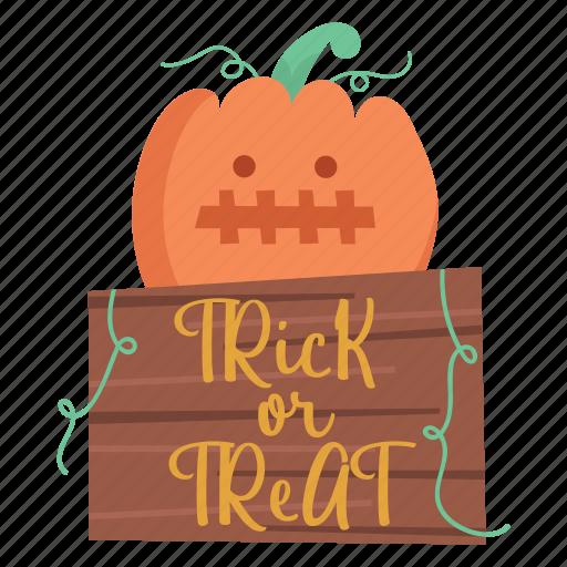 cute, halloween, pumpkin icon