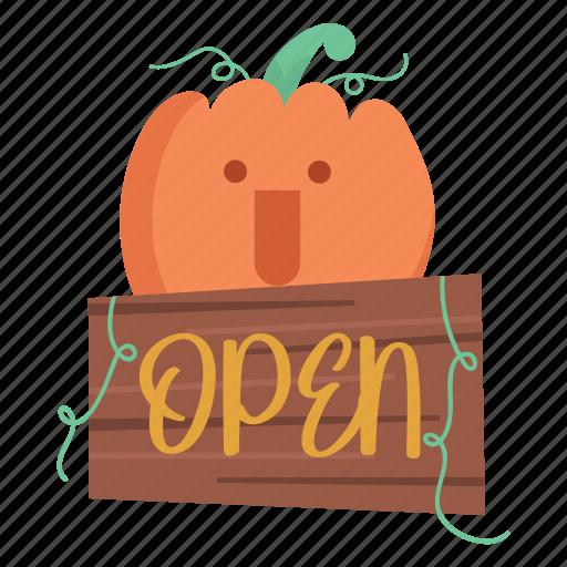 Cute, halloween, pumpkin icon - Download on Iconfinder