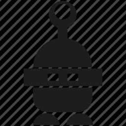 android, cyborg, humanoid, mascot, monster, robot, robotic icon