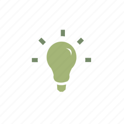 bright, bulb, electric, electricity, energy, idea, light bulb icon