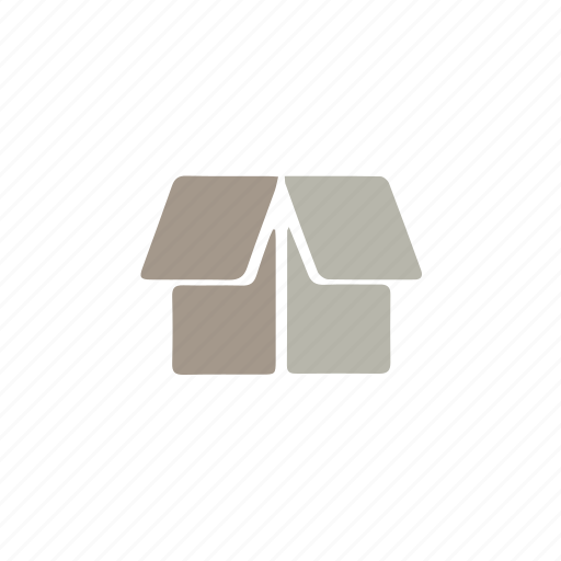 archive, box, shipping icon