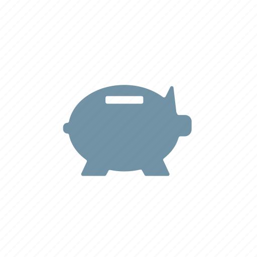 guardar, pig, piggy bank, save icon