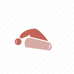 christmas, hat, holiday, santa, xmas icon